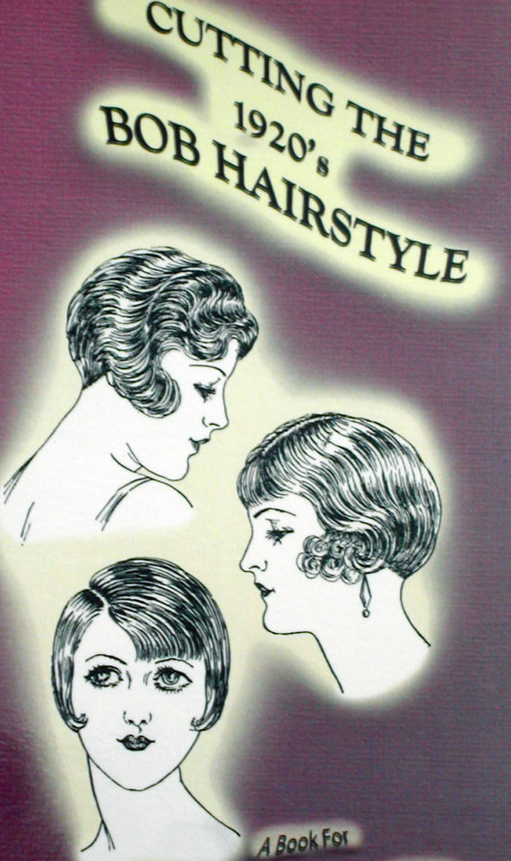 how to get a 1920s flapper hairstyle